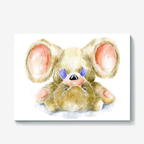 Холст «Мишка»
