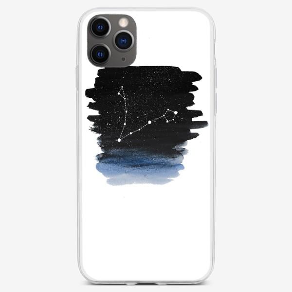 Чехол iPhone «Рыбы. Созвездие. Знак зодиака»