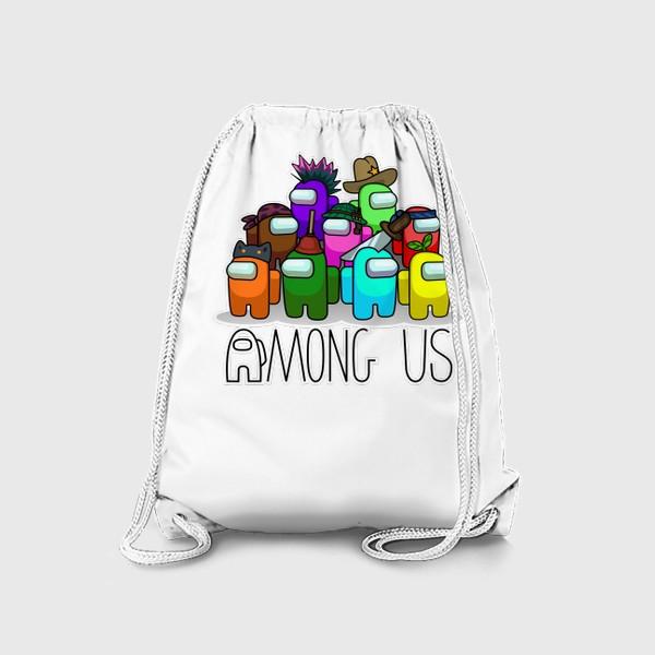 Рюкзак «AMONG US - Большая компания!»