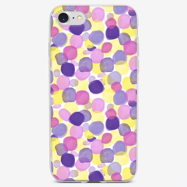 Чехол iPhone «Акварельное настроение»