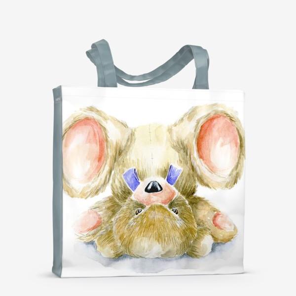 Сумка-шоппер «Мишка»