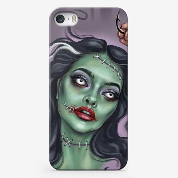 Чехол iPhone «Зомби»
