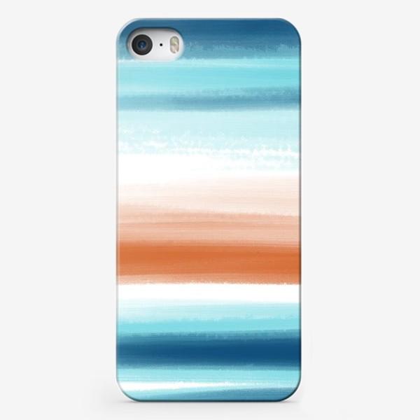 Чехол iPhone «Абстрактные пейзаж»