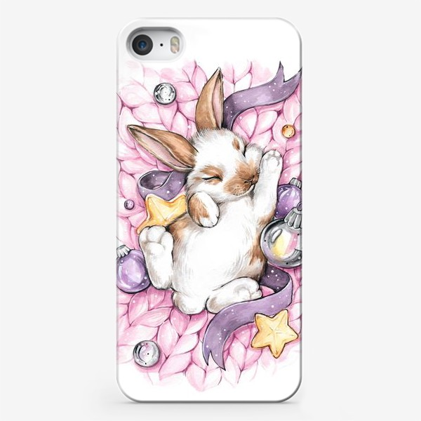Чехол iPhone «Заенька»