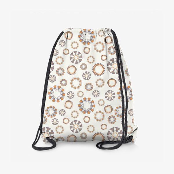 Рюкзак «Россыпь беж»