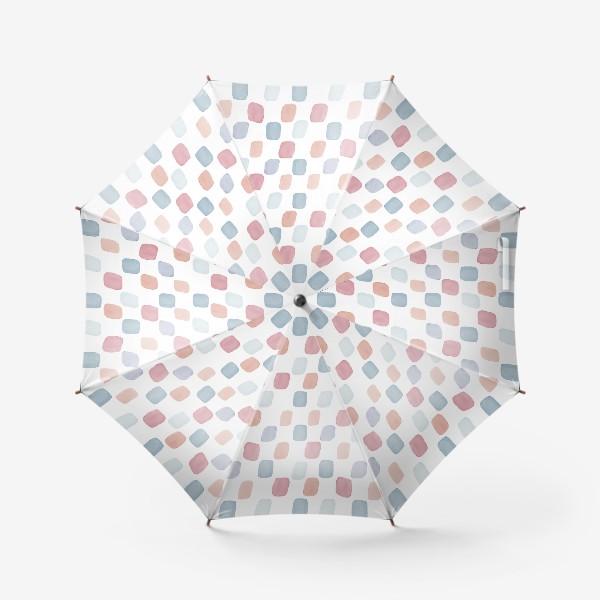 Зонт «Цветной лёд»