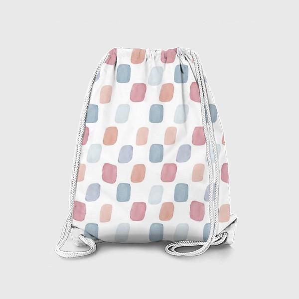Рюкзак «Цветной лёд»