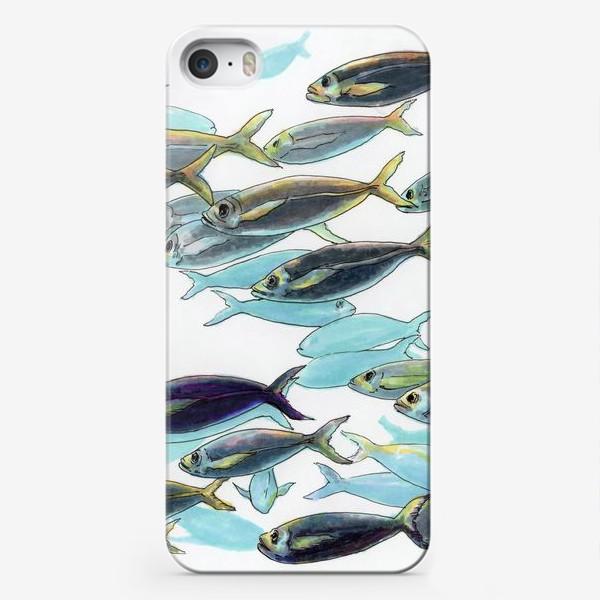 Чехол iPhone «Рыба моей мечты»