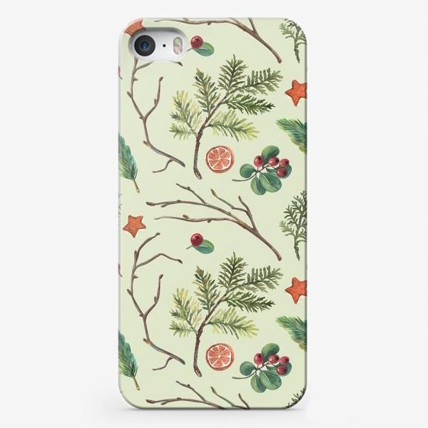 Чехол iPhone «Эконовый год»