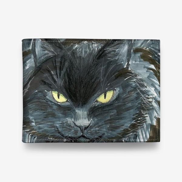 Кошелек «Черный кот»