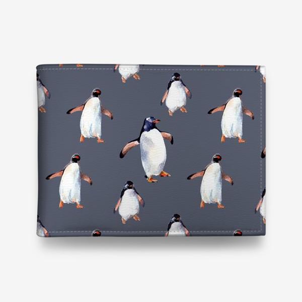 Кошелек «Пингвины»