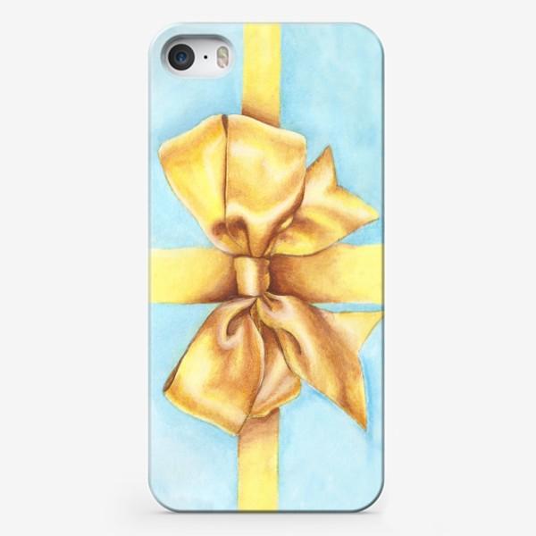 Чехол iPhone «Бант»