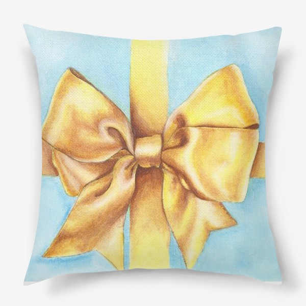 Подушка «Бант»