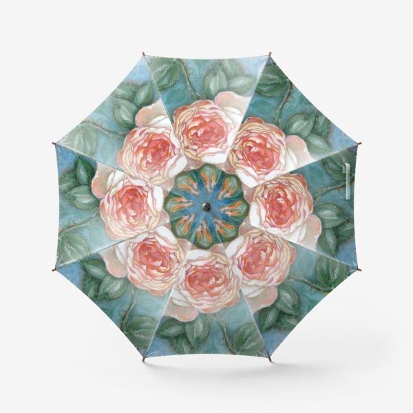 Зонт «Вечерняя роза»