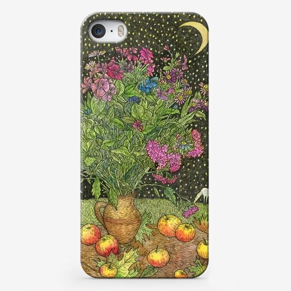Чехол iPhone «Цветочная сказка»