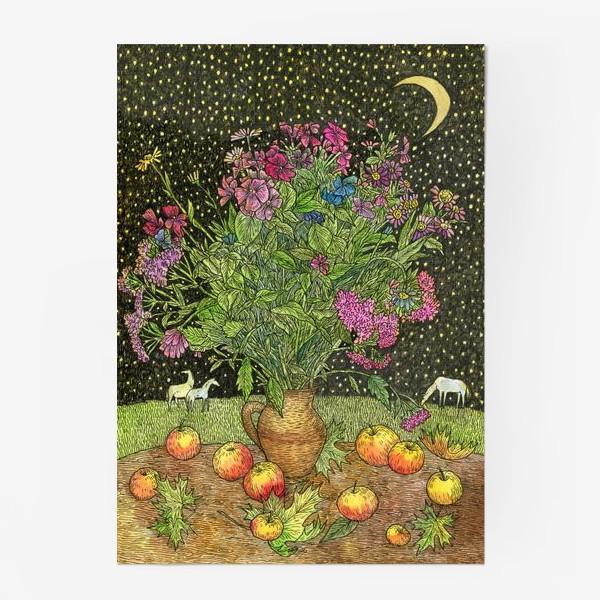 Постер «Цветочная сказка»