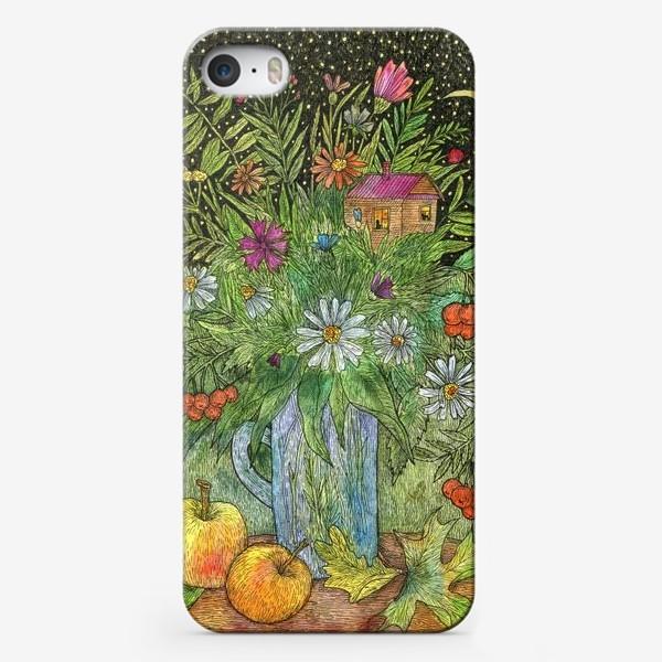 Чехол iPhone «Волшебная ночь»