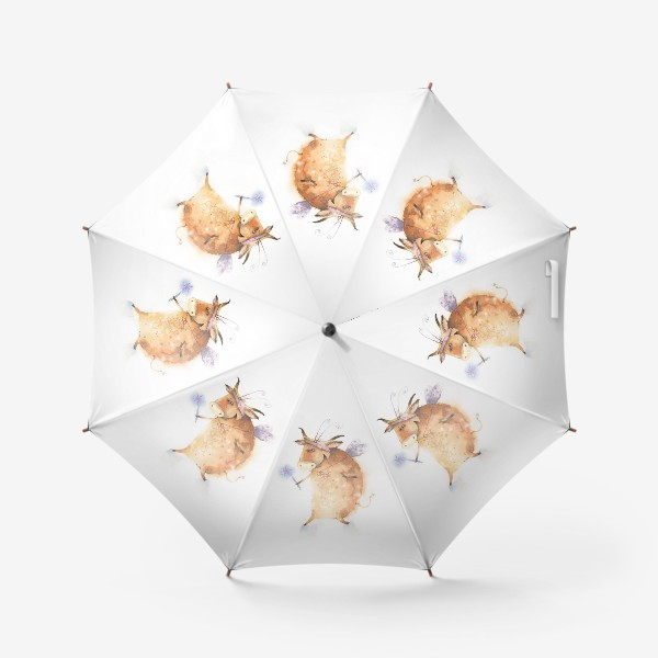 Зонт «Бык нарядный»