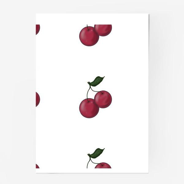 Постер «Вишнёвое настроение »