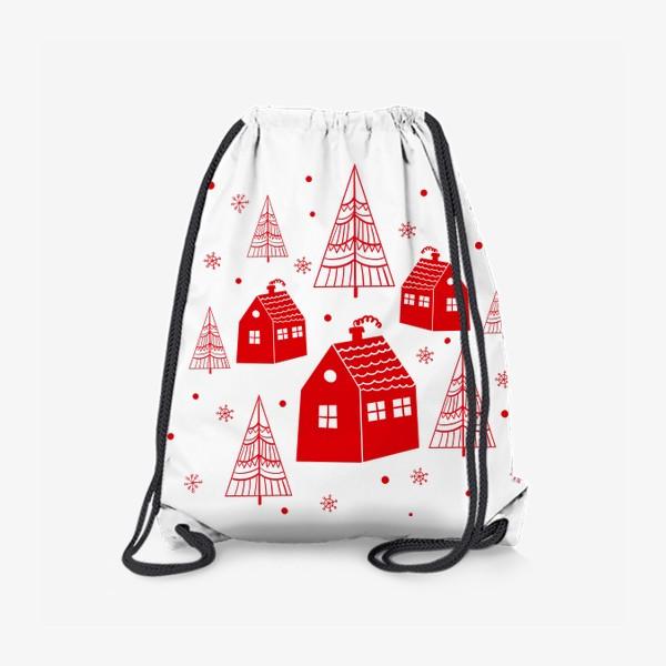 Рюкзак «Зима. Новый год»