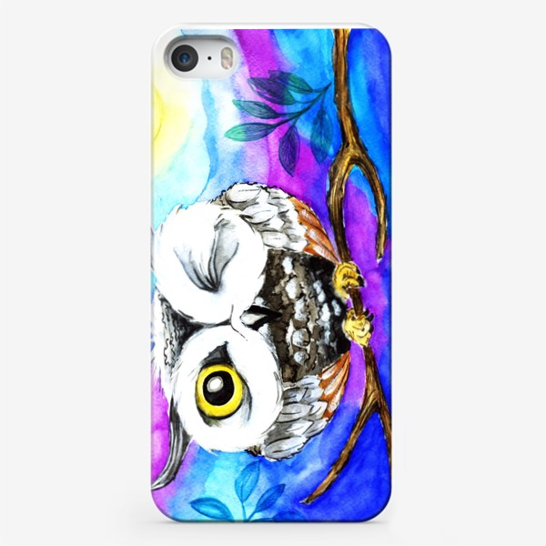 Чехол iPhone «Сова 1.»