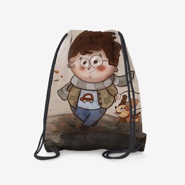 Рюкзак «Ветер в голове »
