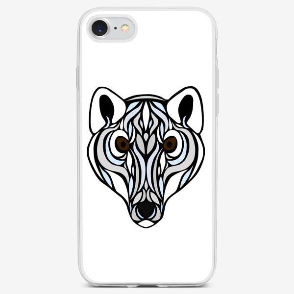 Чехол iPhone «Песец»
