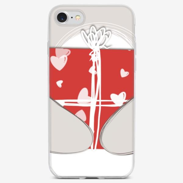 Чехол iPhone «Подарок»