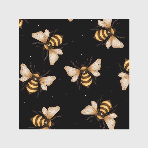 Скатерть «Wonder Bee - паттерн»