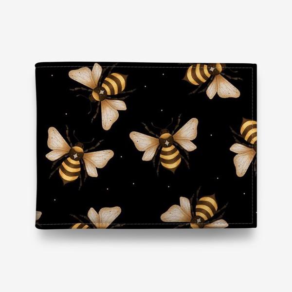 Кошелек «Wonder Bee - паттерн»