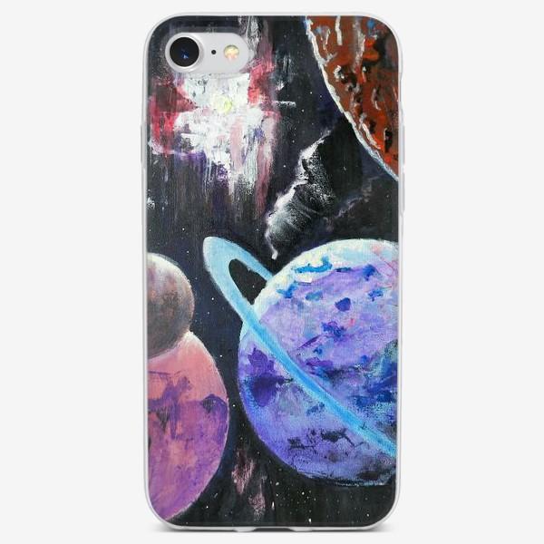 Чехол iPhone «Далека звезда»