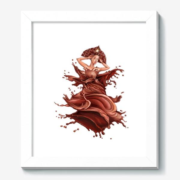 Картина «шоколад»