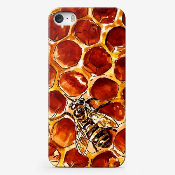 Чехол iPhone «Honeybee»