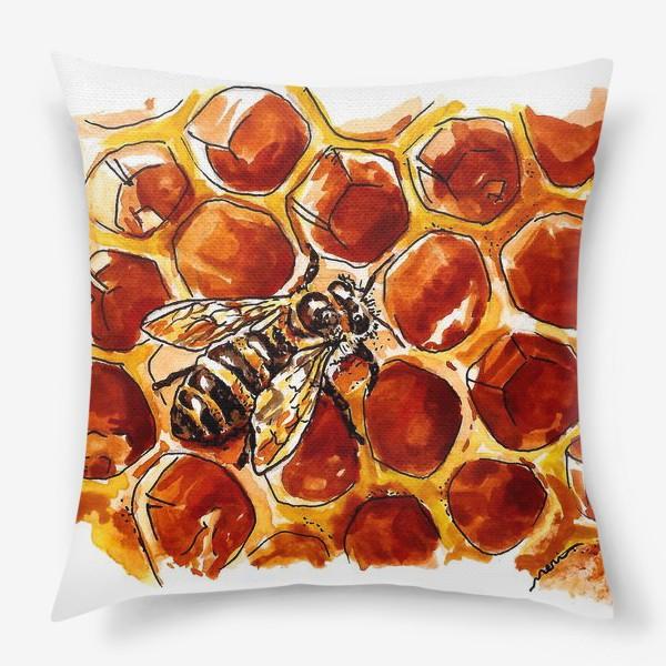 Подушка «Honeybee»