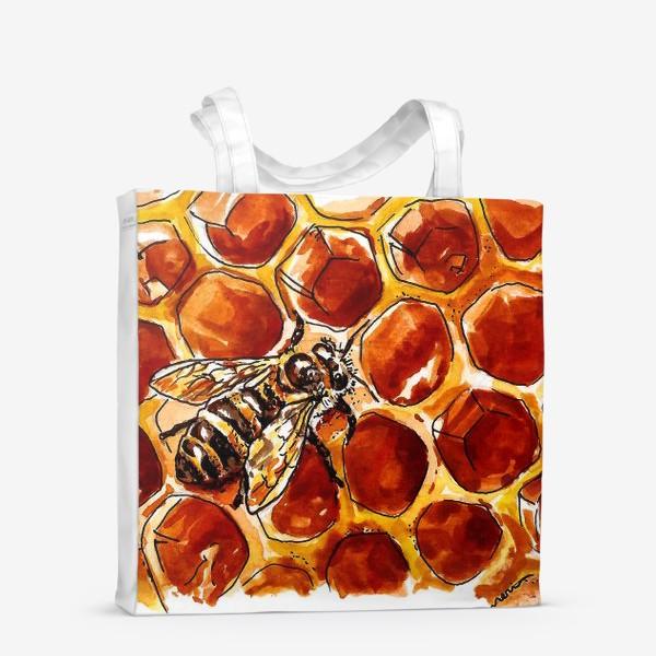 Сумка-шоппер «Honeybee»