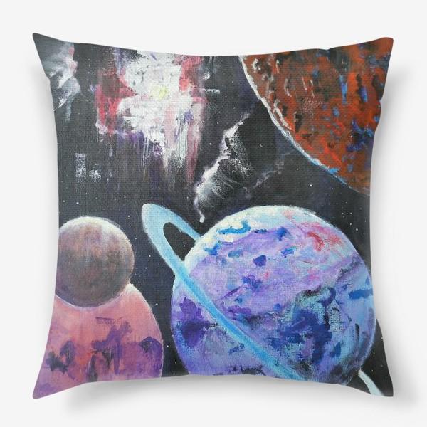 Подушка «Далекая звезда»