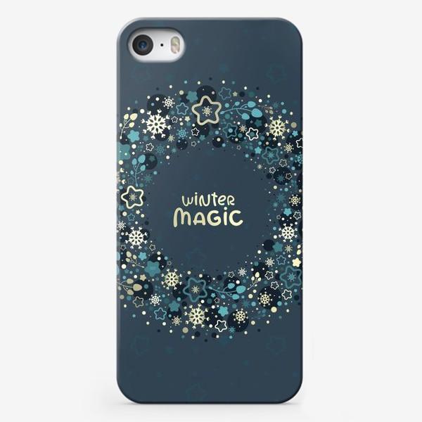 Чехол iPhone «Winter Magic»