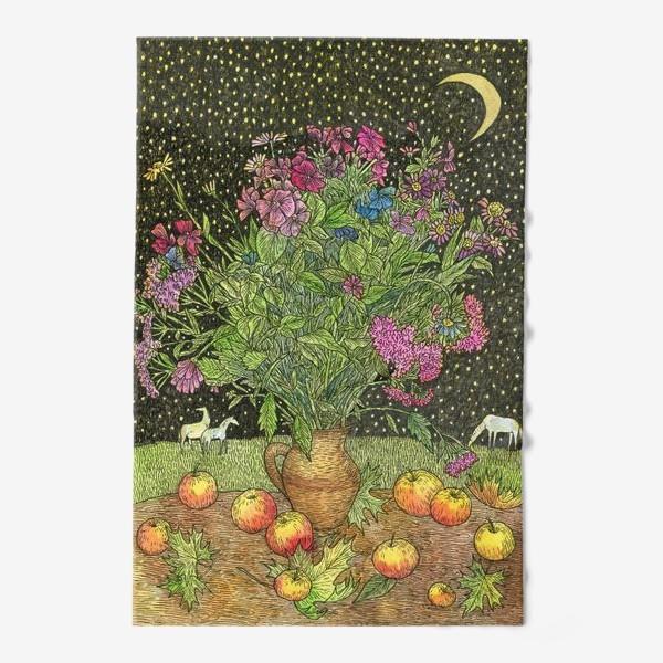 Полотенце «Цветочная сказка»