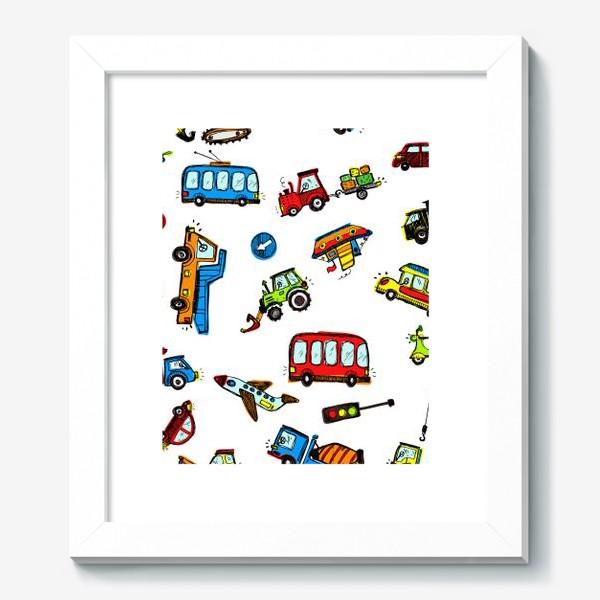 Картина «Транспорт »
