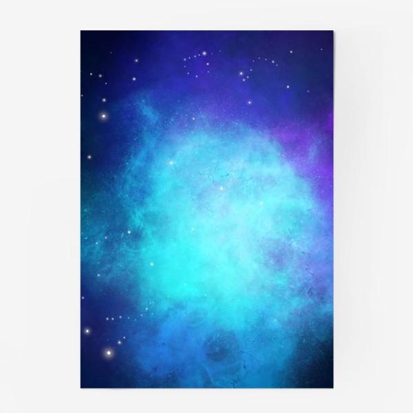 Постер «Космос»