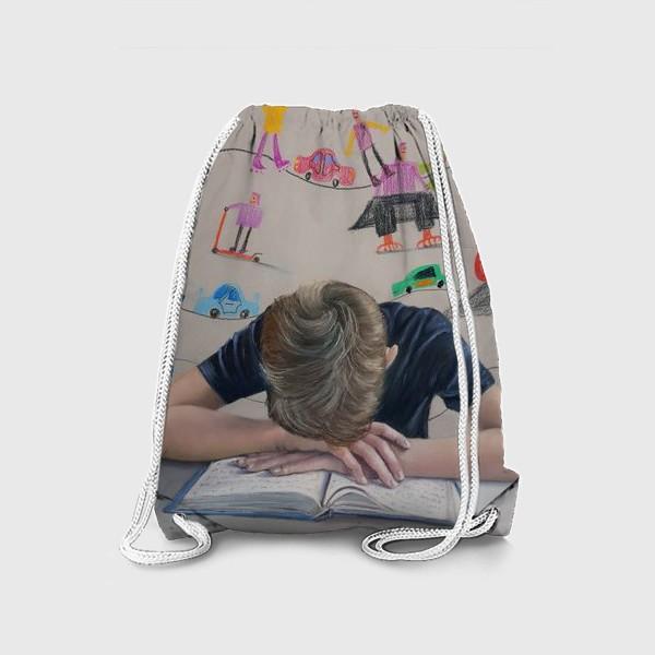 Рюкзак «Снова в школу»