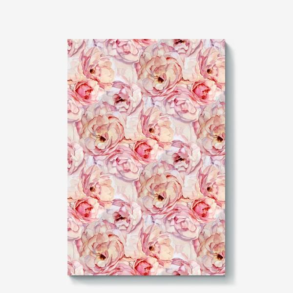 Холст «Розы аромат»