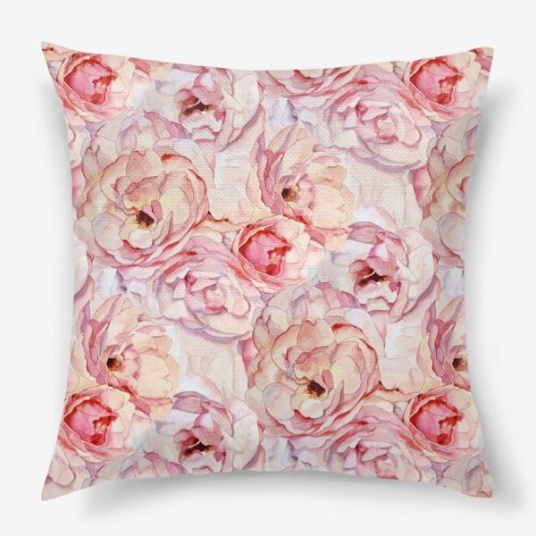 Подушка «Розы аромат»