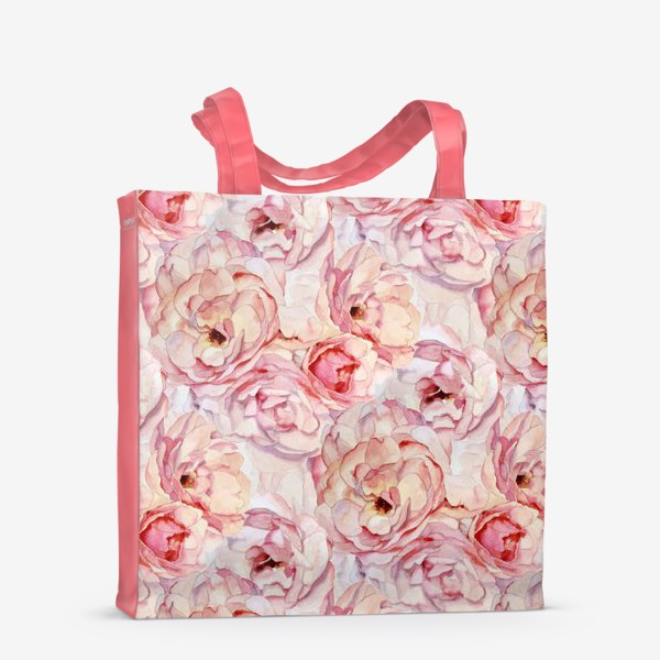 Сумка-шоппер «Розы аромат»