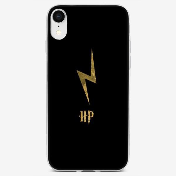 Чехол iPhone «Молния. »
