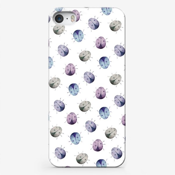 Чехол iPhone «Букашки»