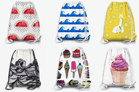 Летние рюкзаки: 25 вариантов от PinkBus (Часть 3)