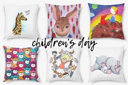 День защиты детей: 25 подарков от PinkBus